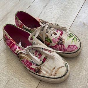 Vans sneakers. Size 5.5